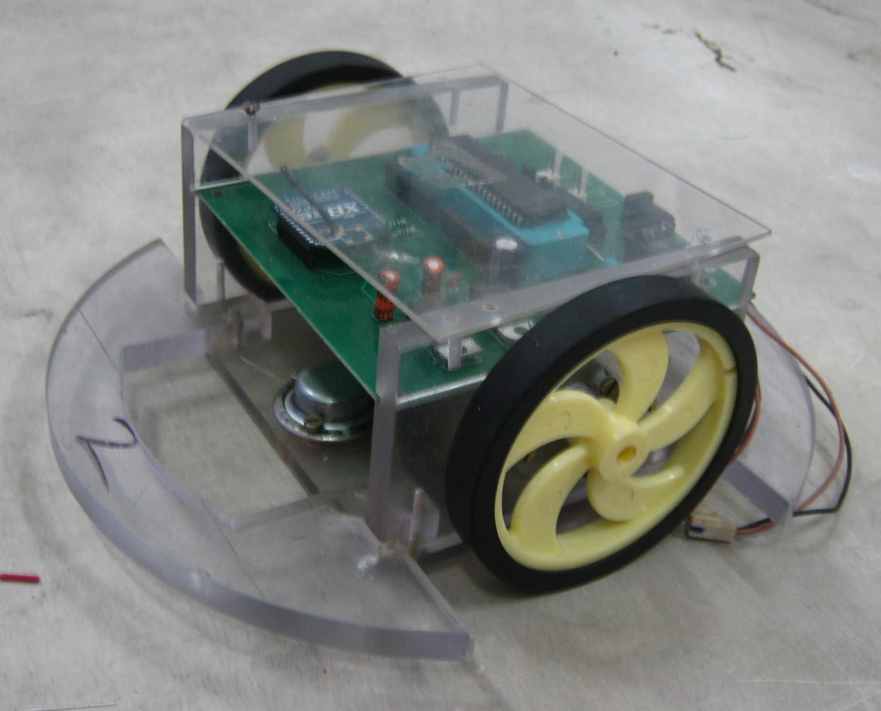 Indian Institute Of Technology Kanpur Robotic Platform Department