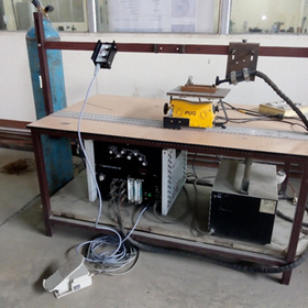 1. Micro Plasma welding Machine