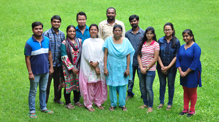 Department of Physics : Research Group